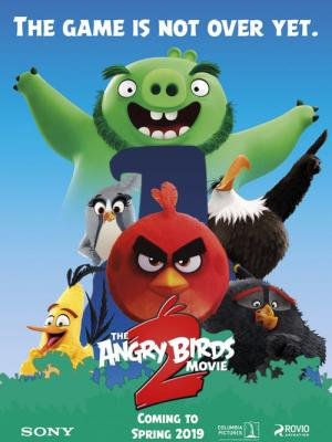 Angry Birds Film 2 (2019)