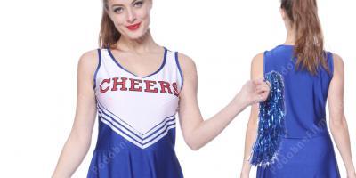 Lesbijskie porno cheerleaderka
