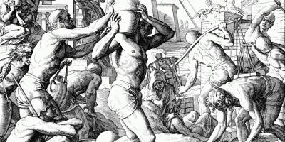 filmy płci męskiej niewolników
